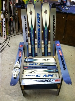 Alpine Ski Chairs